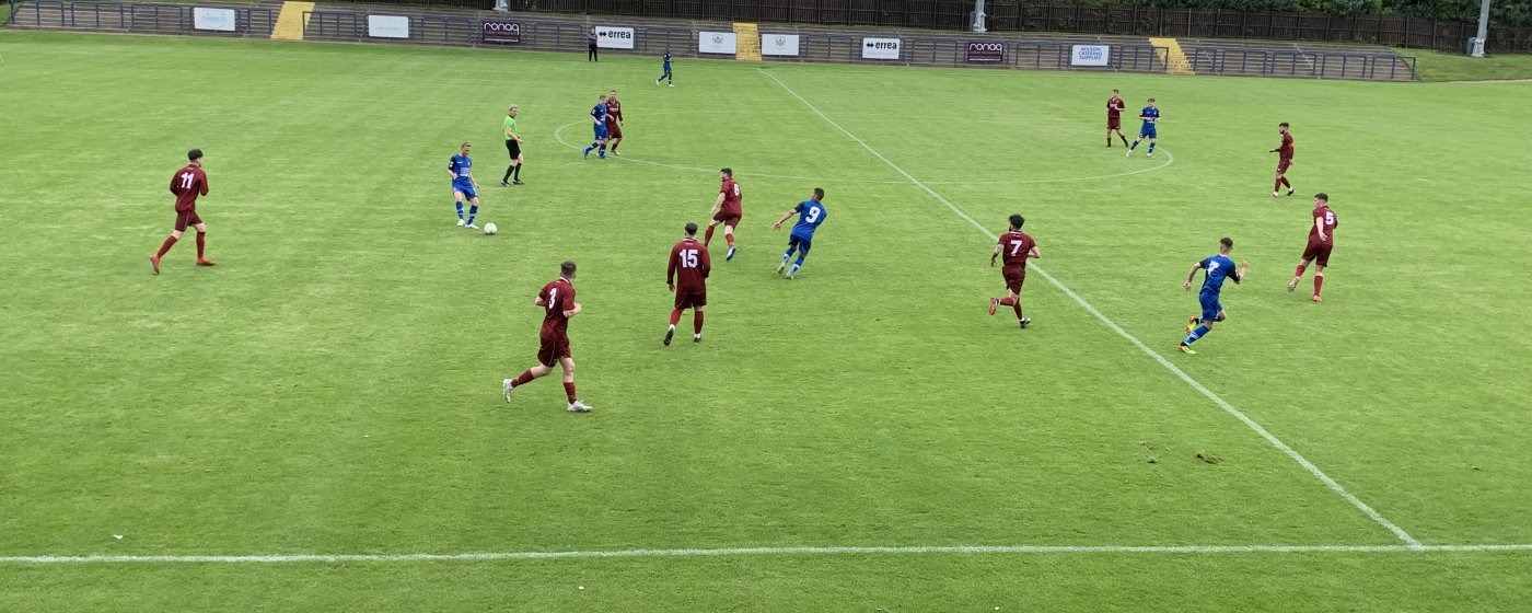 Action pic v Tynecastle